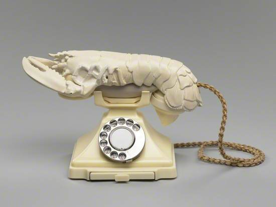 'Lobster Telephone' and Surrealism