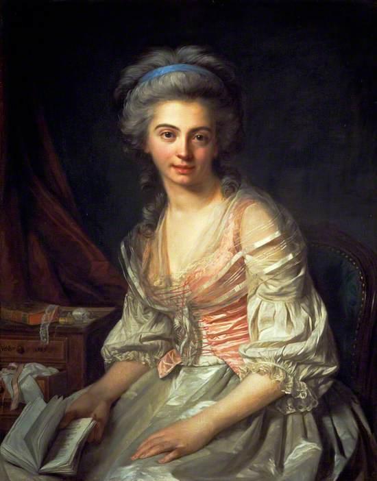 The Artist's Daughter, Marie-Nicole Vestier