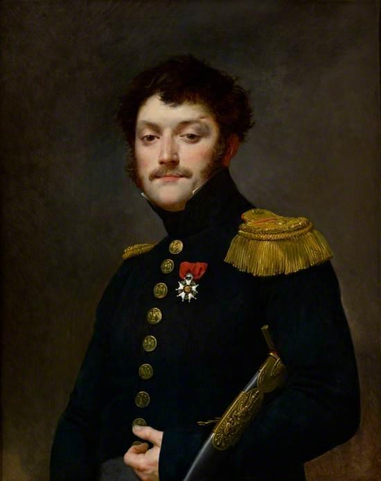 Jean-François Regnault, fils de l'artiste
