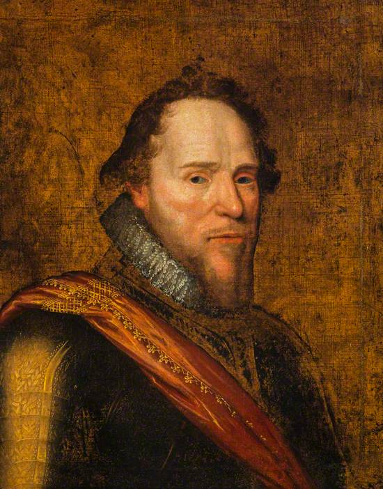 Prince Maurice of Orange-Nassau (1567–1625), General and Stadtholder of the Netherlands