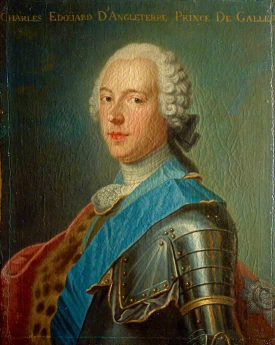 Prince Charles Edward Stuart (1720–1788), Eldest Son of Prince James Francis Edward Stuart