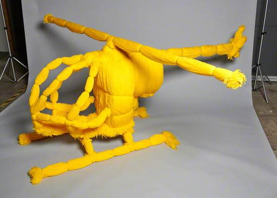 Yellow Helicopter