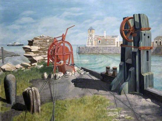The Old Port, Amlwch, Anglesey