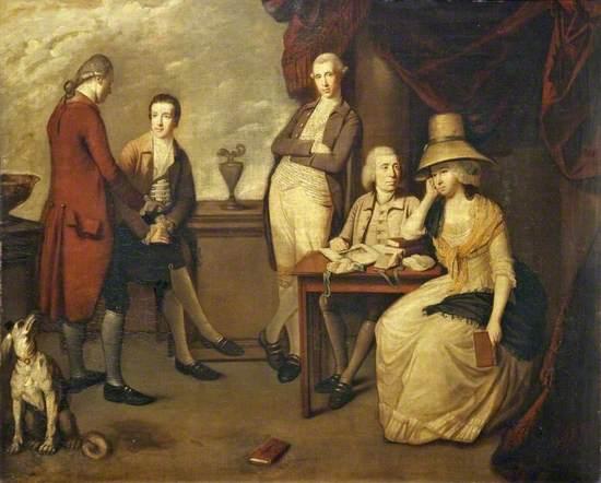 The Caddick Family