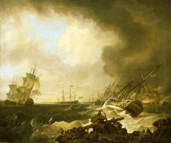 The Battle of Quiberon Bay, 21 November 1759: The Day After