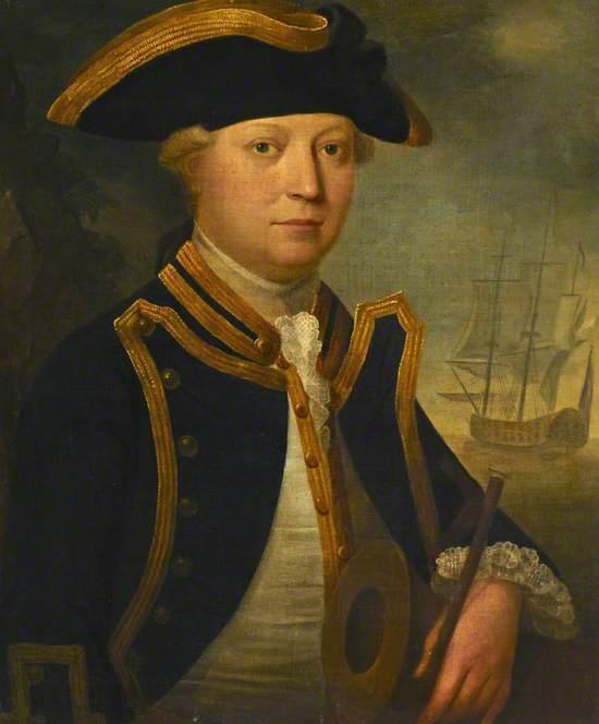 Commander Edward Vernon Yates