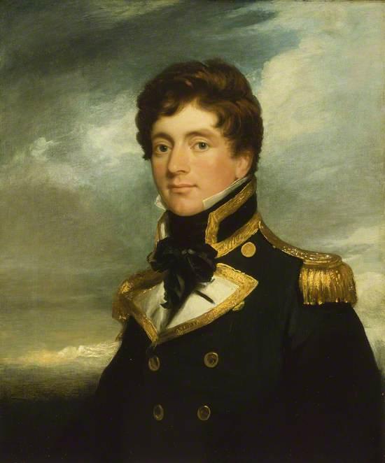 Captain Frederick William Beechey (1796–1852)