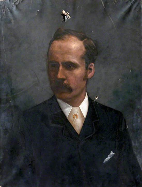 Portrait of an Unidentified Gentleman