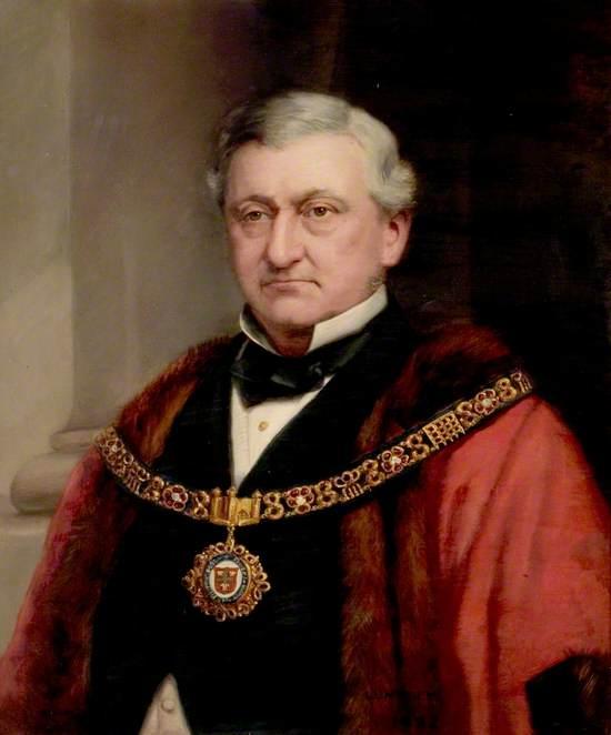 William Parsons, Mayor of Nottingham (1863–1864)