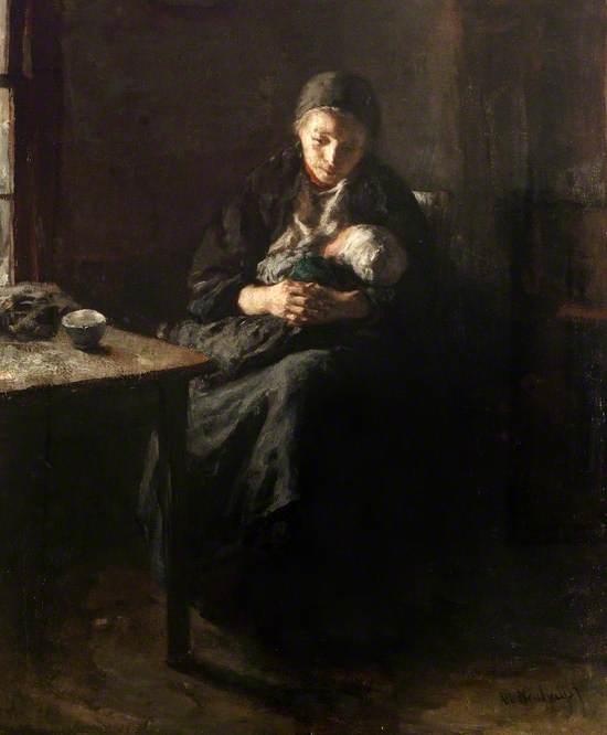 Maternal Love (Sorrow)