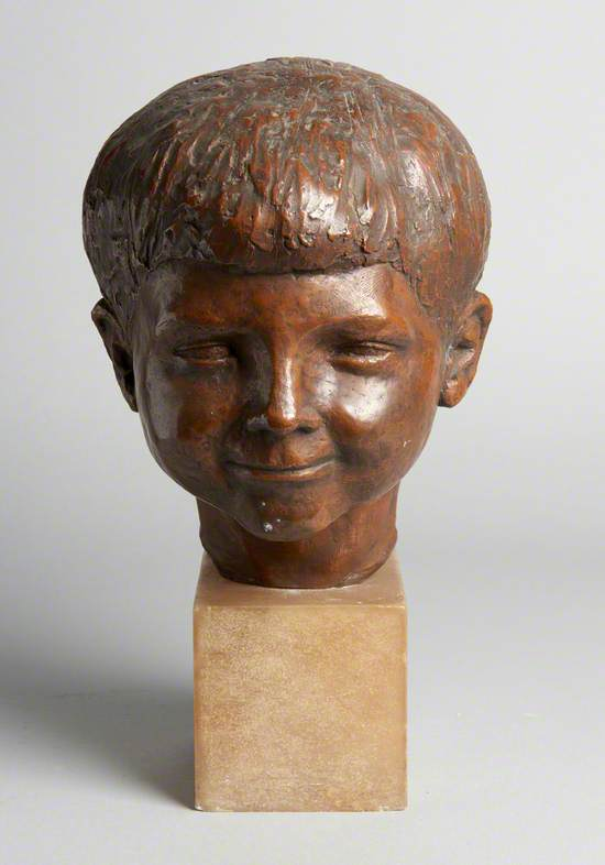 Head of a Small Boy
