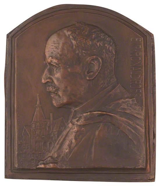 Sir Ronald Ross (1857–1932)