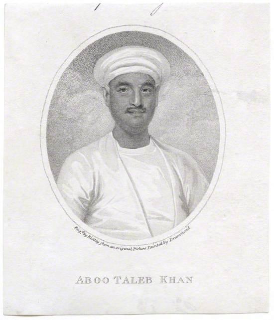 Mirza Abu Taleb Khan ('Aboo Taleb Khan')