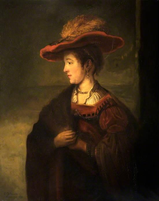 Saskia van Uylenburgh (1612–1642)
