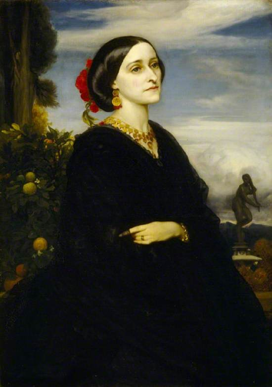 Augusta Frances East (d.1903), Lady Hoare