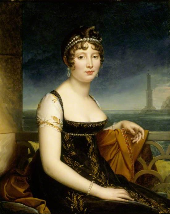 Caroline-Marie Bonaparte (1782–1839), Caroline Murat, Queen of Naples