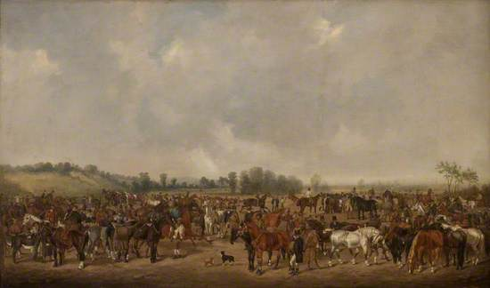 Lincoln Horse Fair