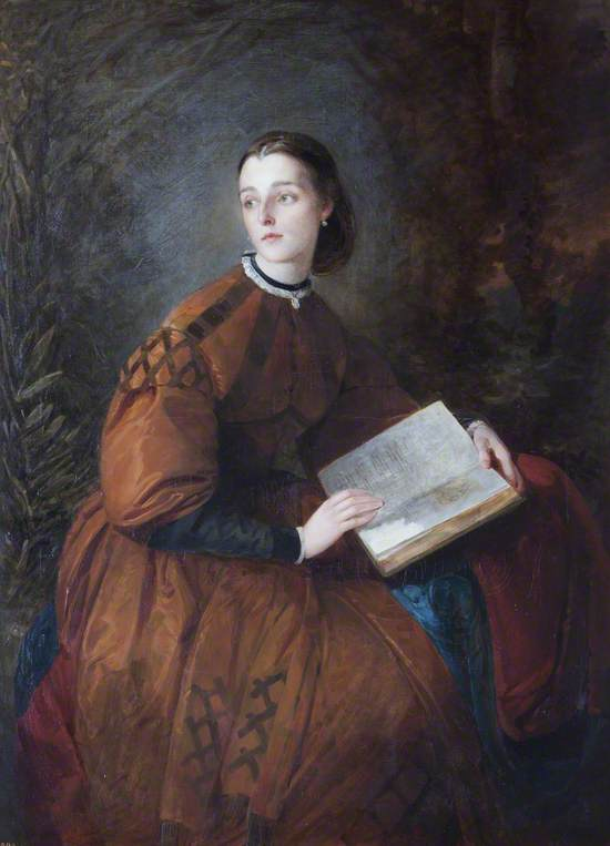 Lady Constance Harriet Mahonese Talbot (1836–1901), Marchioness of Lothian