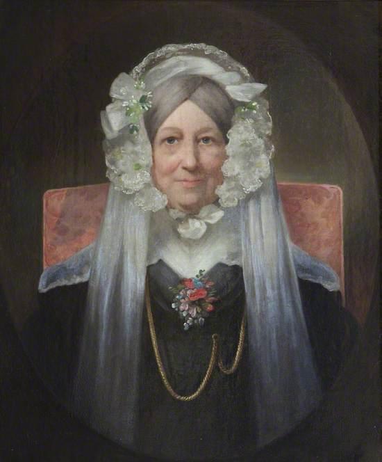 Elizabeth Sumpter (c.1763–1845), Lady Berners