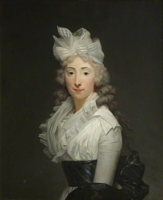 Harriott Manningham (d.1854), Mrs Charles Yorke