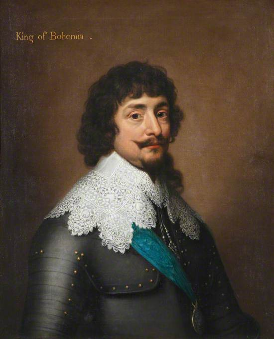 The Elector of Palatine Frederick V (1596–1632), King of Bohemia