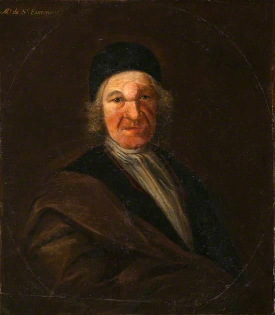 Charles de Marquertel de Saint-Evremond (1613–1703)