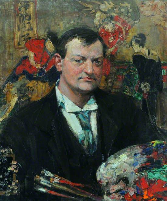 Edward Atkinson Hornel