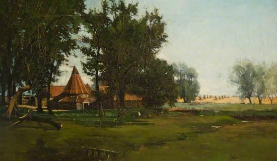 Landscape with Farm