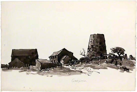 Melin, Gaerwen / Mill, Gaerwen