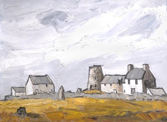 Melin Wynt Llannerch-y-medd / Llannerch-y-medd Mill