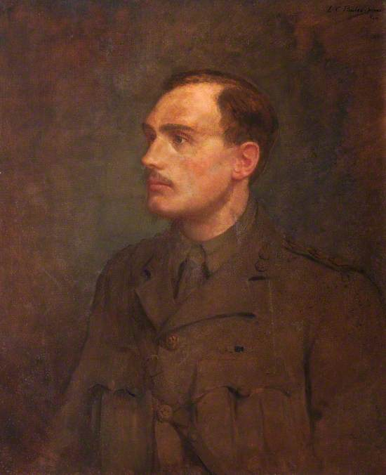 Captain A. L. Samson, 2nd Battalion, Royal Welch Fusiliers