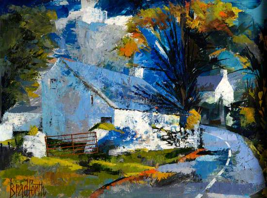 Pembrokeshire Corner, Hodgeston
