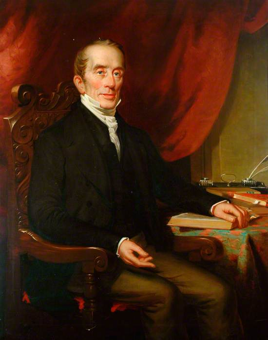 Peter Murray, MD (1782–1864)