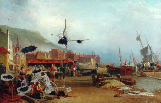 The Old Fish Market, Scarborough