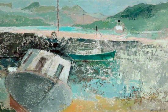 Boats at Ullapool