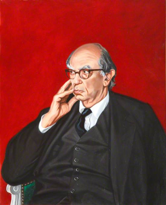 Sir Isaiah Berlin (1909–1997)
