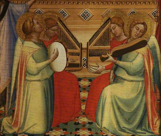 Four Musical Angels
