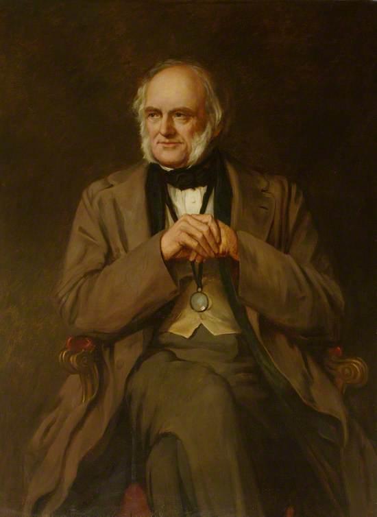 Sir Charles Lyell (1797–1875)