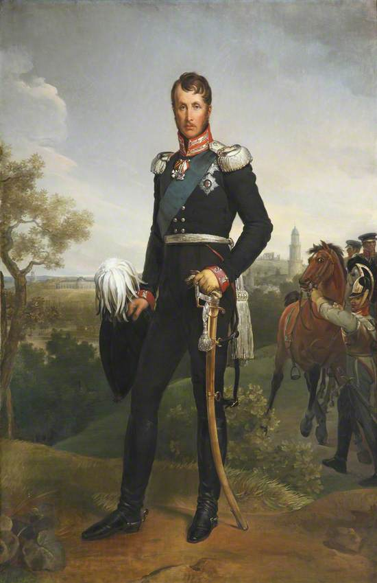 Frederick Wilhelm III (1770–1840), King of Prussia