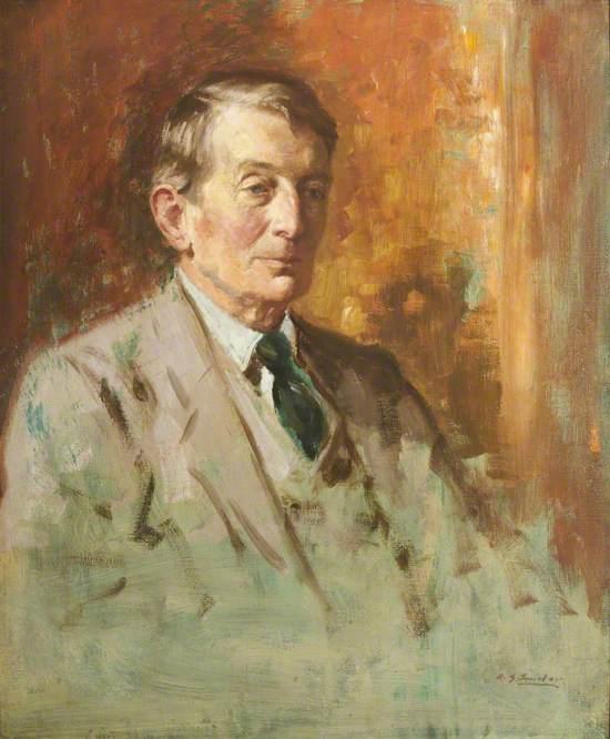 Reverend Dr Alexander James Carlyle (1861–1943), Rector of All Saints, Oxford (1895–1919)