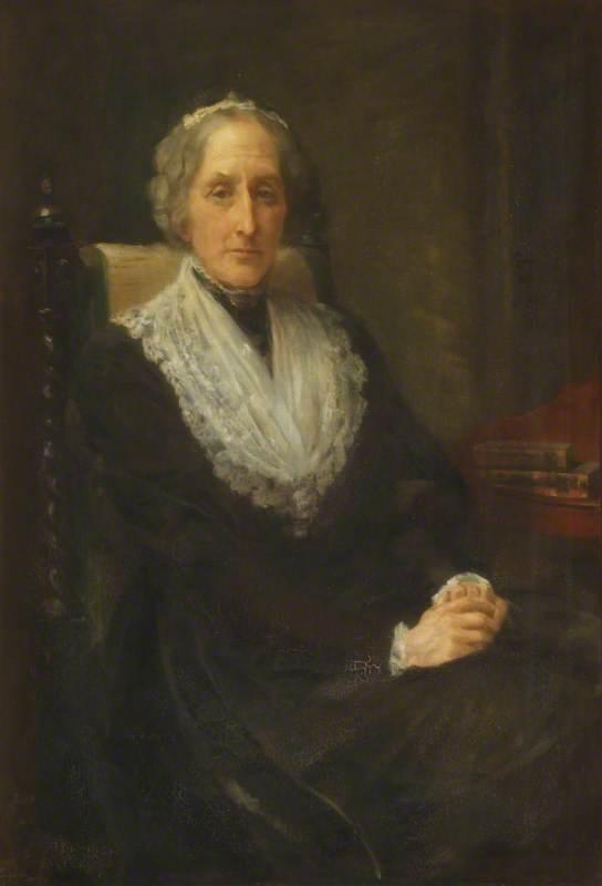 Mrs Arnold Toynbee, Treasurer of Lady Margaret Hall (1888–1920)