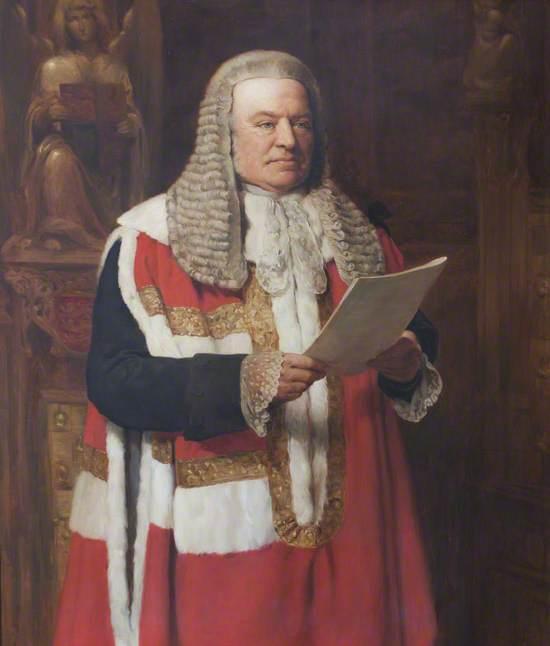 Hardinge Stanley Giffard (1823–1921), Earl of Halsbury