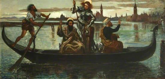 Return of Ye Patron Saints to Venice