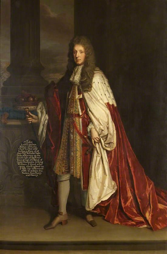John, Baron Lovelace (c.1638–1693)