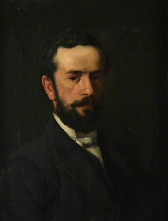 Reverend William Dickie, MA