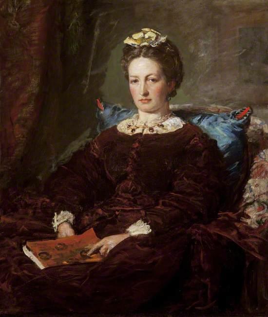 Effie Millais, née Gray (1828–1897)