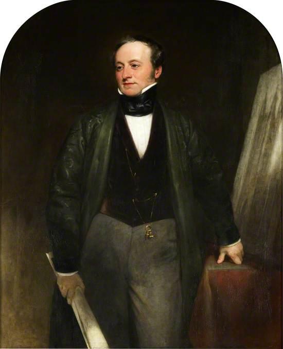 Sir Charles Barry, RA