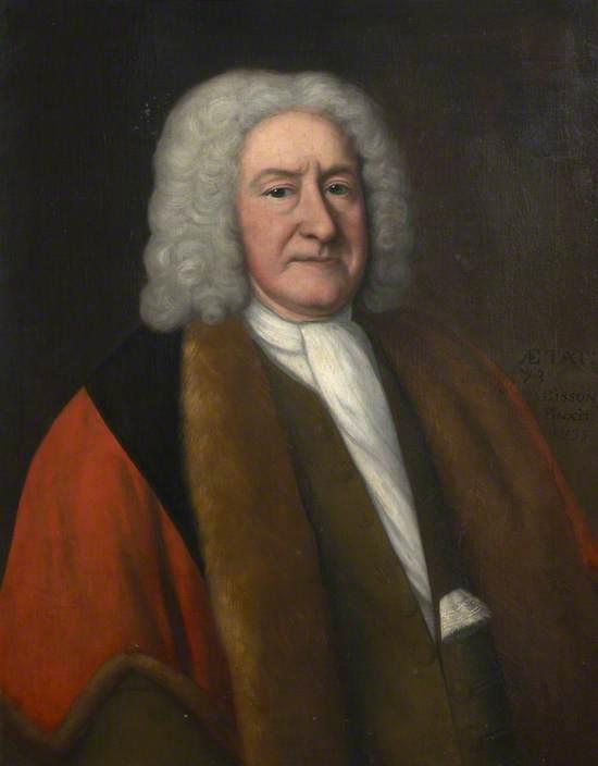 Alderman William Cock