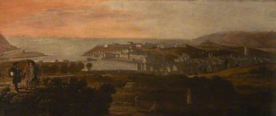 View of Plymouth
