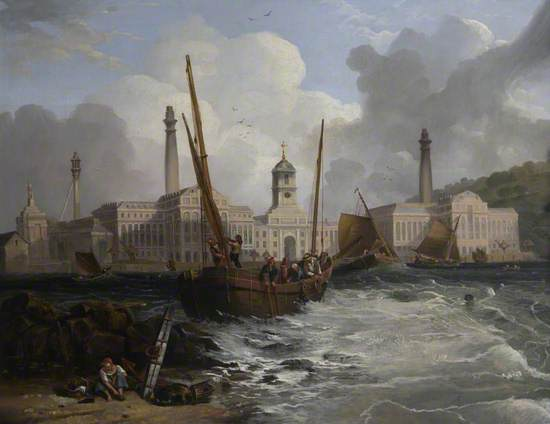 The Royal William Victualling Yard, Plymouth